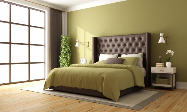 Pohodlná a luxusná posteľ