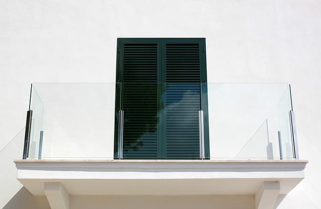zabradlí na balkon