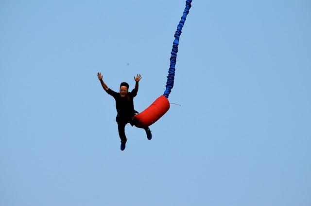 bungee jumpong