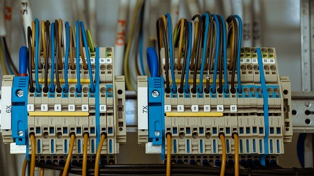 Káble elektrickej siete